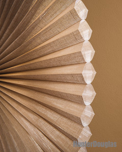 Duette Architella Honeycomb Shades Close Up