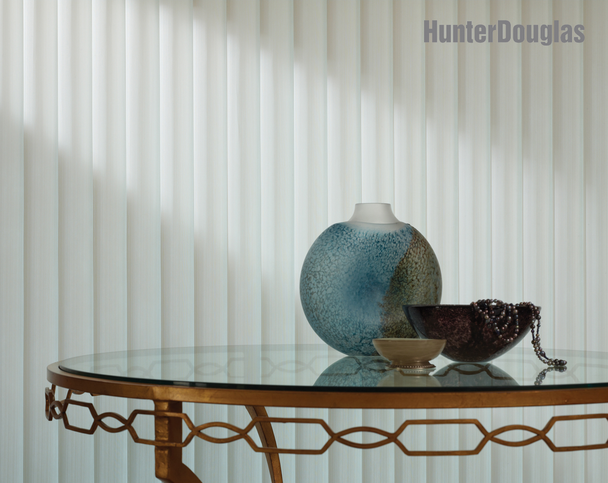 Closed Luminette Privacy Sheer